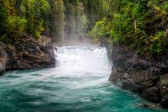 Viste del fiume immagine stock