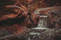 Viste del parco nazionale di Grand Canyon immagini stock libere da diritti
