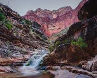 Viste del parco nazionale di Grand Canyon immagini stock