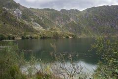 Viste del Valle di Lago Fotografia Stock Libera da Diritti