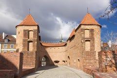 Viste della Polonia. Fotografie Stock