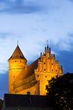Viste della Polonia. Immagine Stock