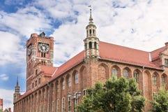 Viste della Polonia. Fotografia Stock Libera da Diritti