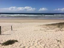 Viste della spiaggia Immagine Stock Libera da Diritti