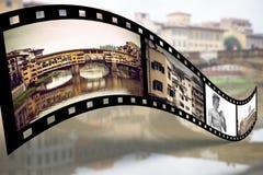 Viste di Firenze Fotografia Stock