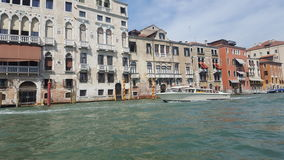 Viste di Venezia Fotografia Stock