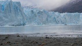 Viste sceniche di Glaciar Perito Moreno, EL Calafate, Argentina fotografia stock