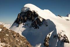Viste sceniche intorno a Zermatt ed al Cervino, Svizzera Fotografia Stock