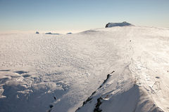 Viste sceniche intorno a Zermatt ed al Cervino, Svizzera Fotografia Stock Libera da Diritti