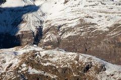 Viste sceniche intorno a Zermatt ed al Cervino, Svizzera Immagine Stock Libera da Diritti