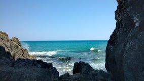 Viste siciliane fotografia stock libera da diritti