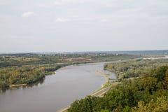 Free Vistula River Landscape Royalty Free Stock Photo - 76752395