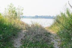 Vistula River near Warsaw Stock Photography