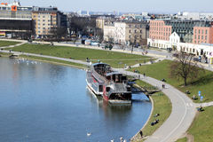 Vistula river Stock Photos