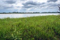 Vistula River in Poland Royalty Free Stock Image