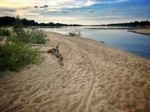 Vistula River Royalty Free Stock Photos