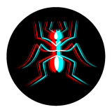 Visual ant Royalty Free Stock Photography