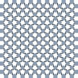 Spin, motion and optical illusion. Vector illustration of impossible shapes. Visual deception - modern optical illusion. Funny and impossible shapes riddle Stock Photos