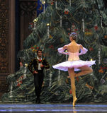 Visual-Tableau 3-The Ballet  Nutcracker Royalty Free Stock Photos