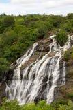Visual treat of waterfalls Stock Photos