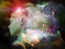 Visualisation rêveuse Photos stock