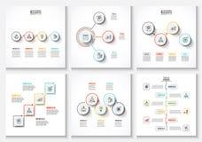 Visualização dos dados comerciais Fotos de Stock