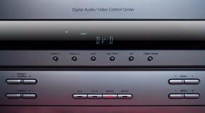 Visualización de Dvd Fotografía de archivo