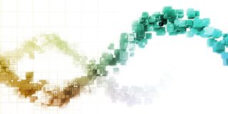 Visualización de los datos Fotos de archivo libres de regalías