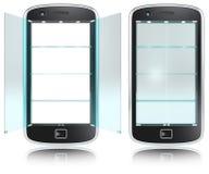 Visualización de Smartphone. Fotografía de archivo
