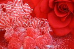 Visualización del amor Fotos de archivo libres de regalías
