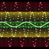 Visualización electrónica Imagenes de archivo