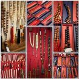 Visualizaciones de la joyería Fotos de archivo libres de regalías