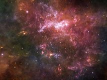 Visualization of Space Stock Images