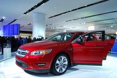 Visualizzazione 2010 del Taurus del Ford Immagini Stock