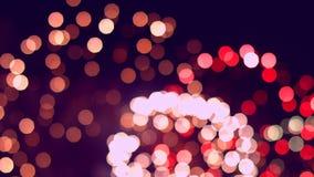 Visualizzazione dei fuochi d'artificio Fuochi d'artificio di festival 4K 30fps archivi video