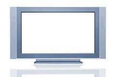 Visualizzazione dell'affissione a cristalli liquidi HDTV del plasma Immagine Stock