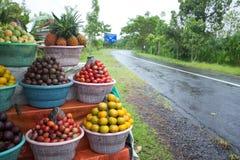 Visualizzazione della frutta Fotografia Stock Libera da Diritti