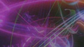 Visualizzazione piombo video d archivio