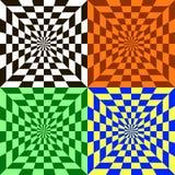 Visueel effect. Royalty-vrije Stock Afbeelding