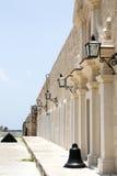 Visuele patronen van het fort van Havana Stock Foto