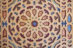 Visula pattern decoration Royalty Free Stock Images
