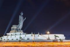 Visumkabuchadag av Thailand Arkivbild
