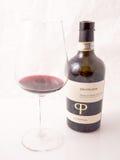 Vitória italiana vermelha, doce natural de Primitivo di Manduria Fotos de Stock Royalty Free
