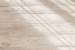 Vit åldrig naturlig wood textur Arkivfoton