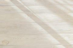 Vit åldrig naturlig wood textur Fotografering för Bildbyråer