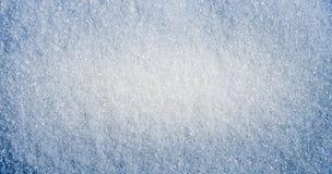 Vit bakgrund av socker Royaltyfria Bilder