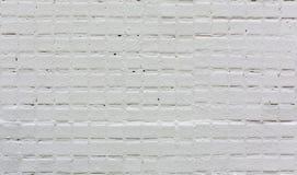 Vit bakgrund för textur för tegelplattaväggmodell arkivfoto