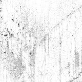 Vit bakgrund med åldrig målarfärg och murbruk på den bekymrade wood texturen Arkivfoto
