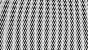 Vit bakgrund med svarta prickar Arkivbilder