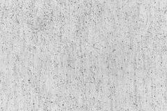 Vit betongvägg, sömlös bakgrundstextur Arkivbild